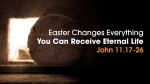 You Can Receive Eternal Life