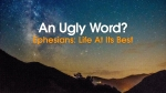 An Ugly Word